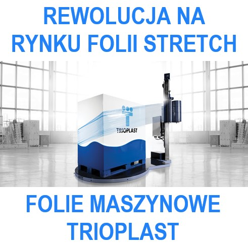 Folia stretch Trioplast